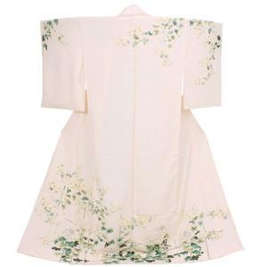 ☆上品な着こなしに☆訪問着 最高級 十日町 秀美のお着物